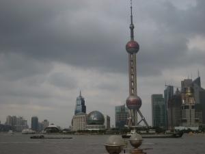Shanghai Skyline - Pudong